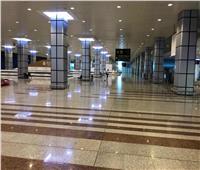 صور ترصد استعدادات المطارات المصرية لاستقبال الرحلات الدولية