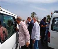 الداخلية: ضبط 2563 سائقا لعدم ارتداء الكمامات بالمحافظات