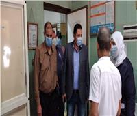 نائب محافظ القاهرة يتفقد مستشفى جيهان بالشرابية