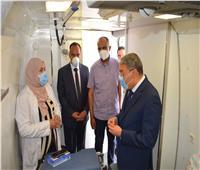 محافظ المنيا يشهد إطلاق المبادرة الرئاسية لعلاج الأمراض المزمنة
