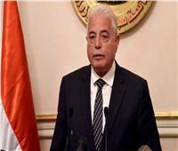 محافظ جنوب سيناء يتفقد مشروعات تنموية وخدمية بمدينة طور سيناء