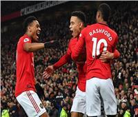 راشفورد ومارسيال يقودان هجوم مانشستر يونايتد أمام برايتون