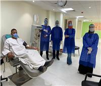 تعافي 1800 حالة من مصابي فيروس كورونا بالغربية