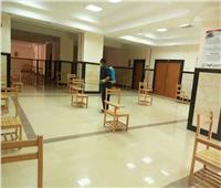 «عبدالغفار» يطمئن على الاستعدادات النهائية لامتحانات الجامعات والمعاهد
