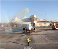 بالصور| مصر تفتح مطاراتها أمام العالم..وتسيير 14 رحلة في أول يوم