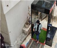 إجراءات مشددة بجامعة الإسكندرية خلال امتحانات الفرق النهائية