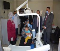 محافظ الدقهلية يدشن حملة التطعيم ضد شلل الأطفال