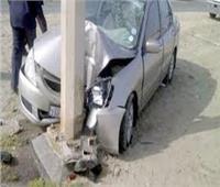 بالأسماء.. إصابة 6 من طالبات الثانوية العامة في حادث مروري بقنا