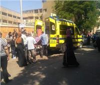 استبعاد طالب ثانوية عامة من اللجنة بالمحلة للاشتباه في إصابته بـ«كورونا»
