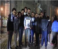 صناع فيلم «خان تيولا» يستأنفون تصوير النشاهد الأخيرة