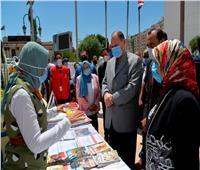 توزيع 18 ألف حقيبة ومواد مطهرة لحماية تلاميذ القرى بأسيوط
