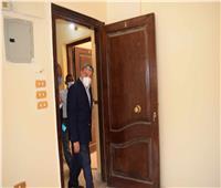محافظ المنيا يتابع الخدمة الطبية بمستشفى مطاي المركزي