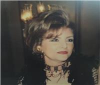 مايا مرسي: «ناني صالح» نموذج مشرف للمرأة المصرية