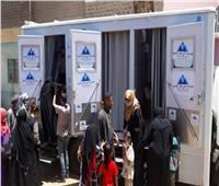 قوافل راعي مصر الطبية تجوب الصعيد بالتعاون مع الصحة لمواجهة كورونا