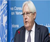 المبعوث الأممي لليمن يدعو الأحزاب لدعم مقترحه لوقف إطلاق النار