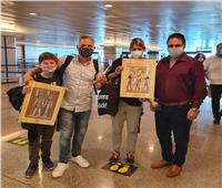 بعد أوكرانيا.. طائرتين من سويسرا وبيلاروسيا يصلان الغردقة وشرم الشيخ