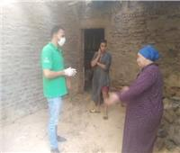 «التضامن» تنقذ سيدة من المنيا حبسها شقيقها 22 عاماً
