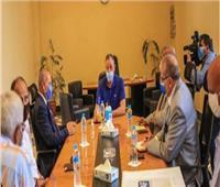 الأهلي يشكر محافظ القاهرة ويطلب الموافقة على عدة مشروعات إنشائية