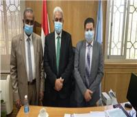 بروتوكول تعاون بين الصحة وجامعة الأزهر لتشغيل مستشفيات الوزارة