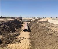 الإسكان: تنفيذ خط المياه الناقل لمحطة مدينة ناصر الجديدة غرب أسيوط