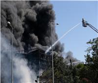 انفجار ضخم في مصنع للألعاب النارية شمال تركيا