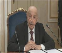 فيديو| عقيلة صالح: حكومة السراج غير شرعية.. ورفضها مجلس النواب مرتين