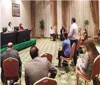 شرم الشيخ تعقد مؤتمرا للتسوق السياحي بحضور عدد من السائحين الأوكرانيين