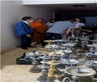 حملة لغلق المقاهي والمطاعم المخالفة بالقاهرة