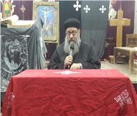 وفاة القمص يوسف نصيف بإيبارشية المنيا وأبوقرقاص