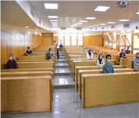 مصر للعلوم والتكنولوجيا تحقق أعلى درجات الانضباط في امتحانات نهاية العام