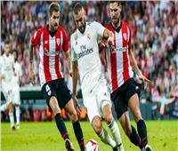 ريال مدريد يواجه أتلتيك بيلباو بـ 4 غيابات مؤثرة