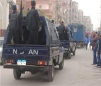 ضبط المتهم بإصابة أمين شرطة في المحلة بالغربية
