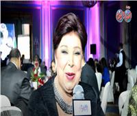 فيديو| قبل وفاتها.. رجاء الجداوي: شكراً لـ أخبار اليوم لأنها ساهمت في بناء اسمي
