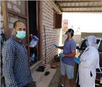 تعافي 118 حالة من فيروس كورونا في سيناء