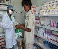 مركز الملك سلمان للإغاثة يقوم بمبادرة لتوعية الأطفال بفيروس كورونا في اليمن