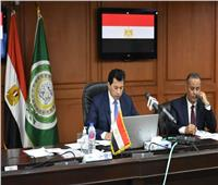 «صبحي» يشهد افتتاح اجتماع مجلس وزراء الشباب والرياضة العرب في دورته الـ٤٣