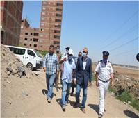 لليوم الثاني على التوالي.. محافظ القليوبية يقود حملة لإزالة المباني المخالفة