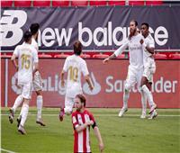 تأكد غياب نجمي ريال مدريد عن مواجهة ألافيس