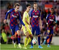 بث مباشر  مباراة برشلونة وفياريال في الدوري الإسباني