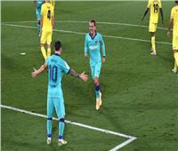 فيديو| برشلونة يكتسح فياريال ويواصل ملاحقة ريال مدريد