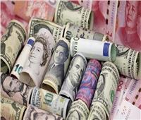 تباين أسعار العملات الأجنبية أمام الجنيه المصري في البنوك اليوم 6 يوليو