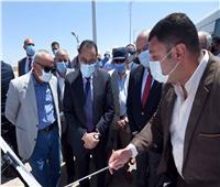 رئيس الوزراء يتفقد الطرق والمحاور الجديدة في مدينة 6 أكتوبر