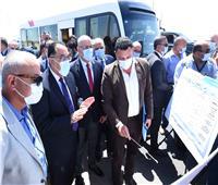 رئيس الوزراء يتفقد مشروع إنشاء 2500 سكنية بديلة لسكان العشوائيات بمدينة حدائق أكتوبر