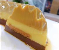 حلو اليوم| طريقة عمل «كيك بارد بالكريم كراميل» بطعم لذيذ