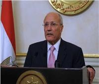 محافظ الدقهلية ينعي الفريق محمد العصار