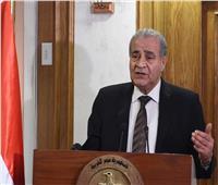وزير التموين ينعي الفريق محمد العصاروزير الدولة للإنتاج الحربي