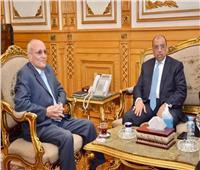 وزير التنمية المحلية ينعي ببالغ الحزن والأسي الفريق محمد العصار