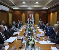 تفاصيل اجتماع وزير النقل بالجمعية العامة لشركة تجديد خطوط السكة الحديد