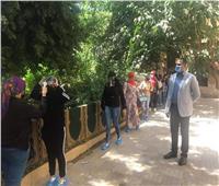 647 ألف و124 طالبا وطالبة يؤدون امتحانات الفيزياء والتاريخ