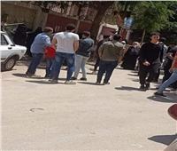 إصابة 13 طالب وطالبة بإغماء وهبوط واشتباه في كورونا بالمنوفية